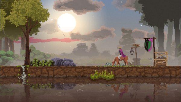 kingdom new lands screenshot 1 600x338 - Đánh giá Kingdom: New Lands - Game chiến thuật đồ họa pixel khá hay