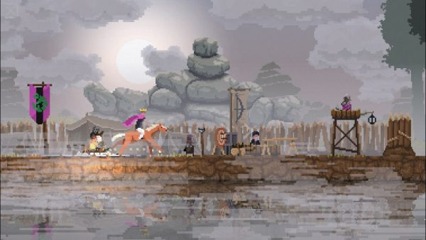 kingdom new lands screenshot 3 600x338 - Đánh giá Kingdom: New Lands - Game chiến thuật đồ họa pixel khá hay
