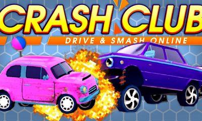 maxresdefault 1 2 400x240 - Mời trải nghiệm Crash Club - tìm lại cảm giác chơi game đua xe bắn súng