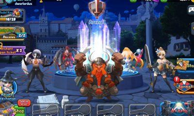 maxresdefault 2 5 400x240 - Arena Master - game chặt chém hay với đồ họa dễ thương đến từ Nexon