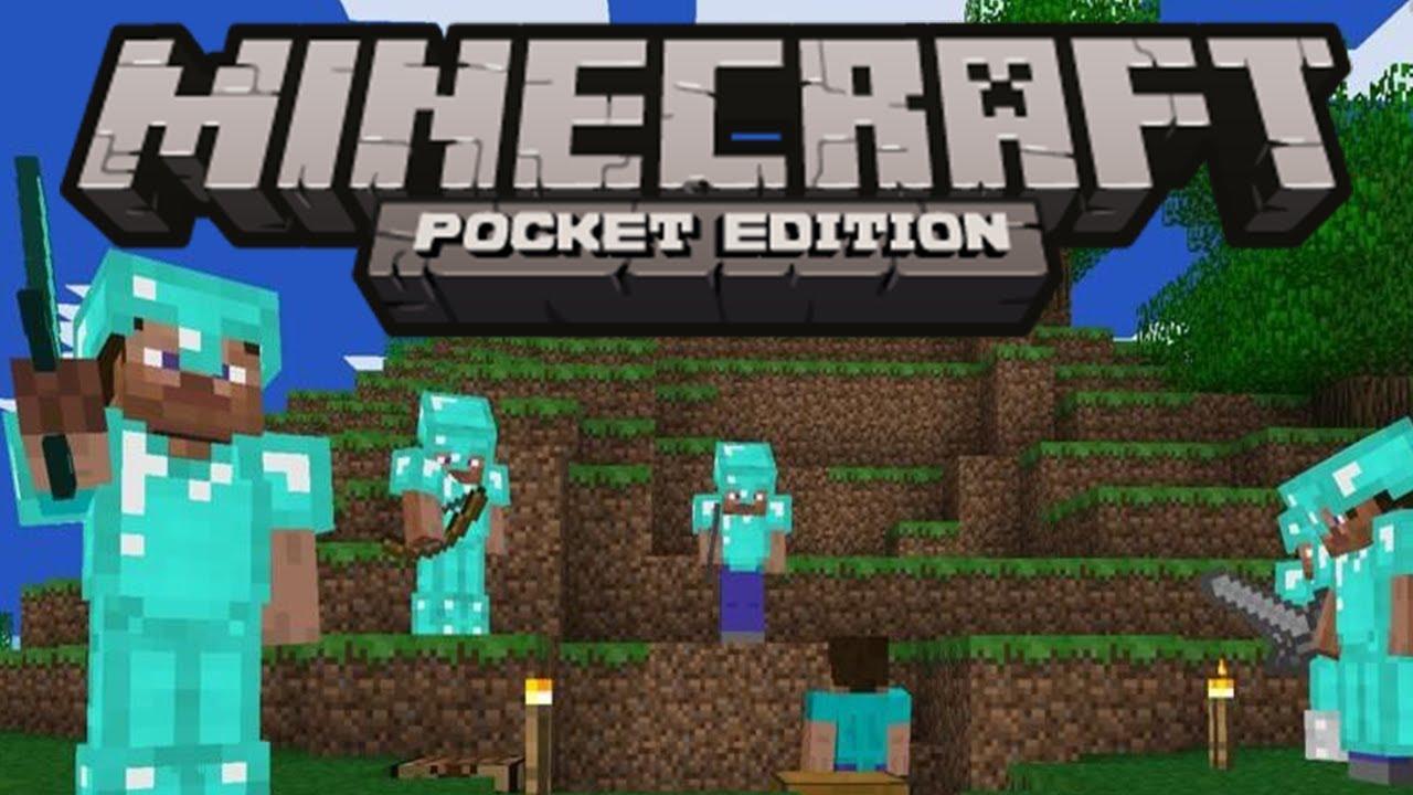 minecraft pocket edition ios - Chia sẻ tài khoản tải 22 game và ứng dụng trị giá hơn 130USD
