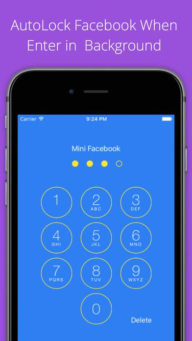 mini for facebook ios - Tổng hợp 31 ứng dụng hay và miễn phí trên iOS ngày 7.4.2017 (phần 2)