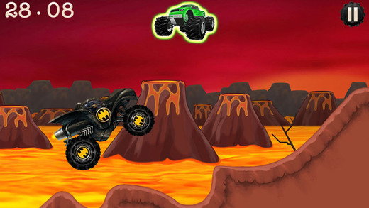 monster truck go ios - Tổng hợp 27 ứng dụng hay và miễn phí trên iOS ngày 26.4.2017 (phần 2)