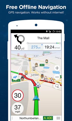 navmii for android - Tổng hợp 5 ứng dụng hay và miễn phí trên Android ngày 07.4.2017