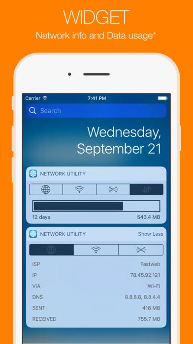 network utilities pro ios - Tổng hợp 31 ứng dụng hay và miễn phí trên iOS ngày 7.4.2017