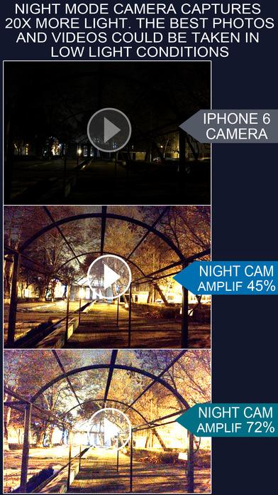 night mode camera ios - Tổng hợp 45 ứng dụng hay và miễn phí trên iOS ngày 09.4.2017