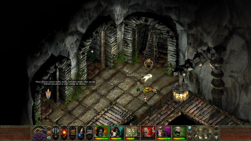 planescape torment enhanced edition 9 800x450 - Game cũ mà hay - Planescape: Torment