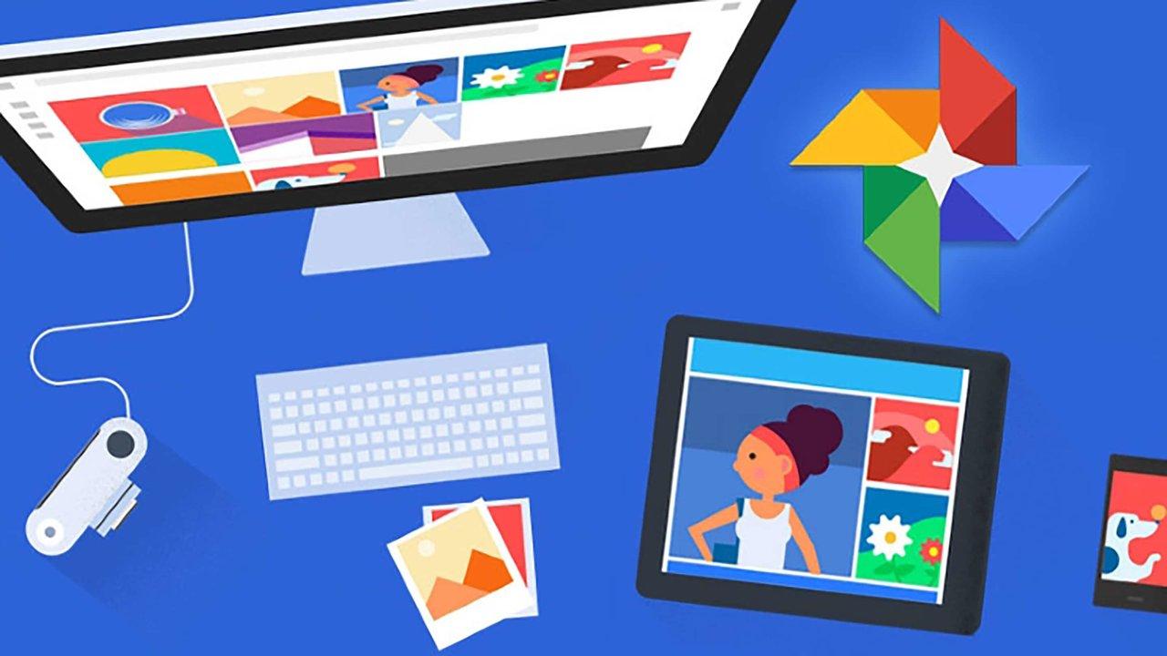 Quản lý hình ảnh của Google Photos cho PC bằng Windows Photos