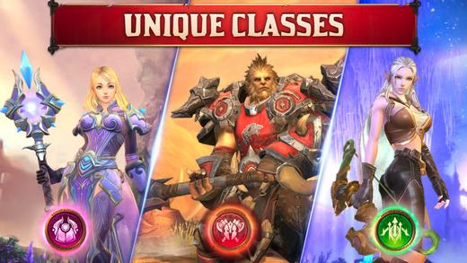 screen520x924 2 - Mời trải nghiệm Crusaders of Light - MMORPG 3D phong cách WoW chất lừ
