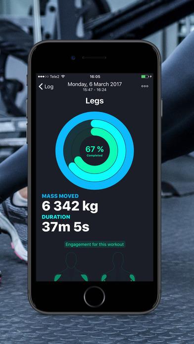 sidekick workout ios - Tổng hợp 31 ứng dụng hay và miễn phí trên iOS ngày 7.4.2017