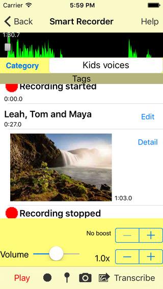 smart recorder ios - Tổng hợp 19 ứng dụng hay và miễn phí trên iOS ngày 2.4.2017