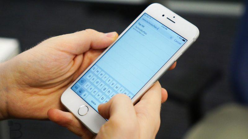 SnippetKeys: Bàn phím gõ tắt cực nhanh cho iOS