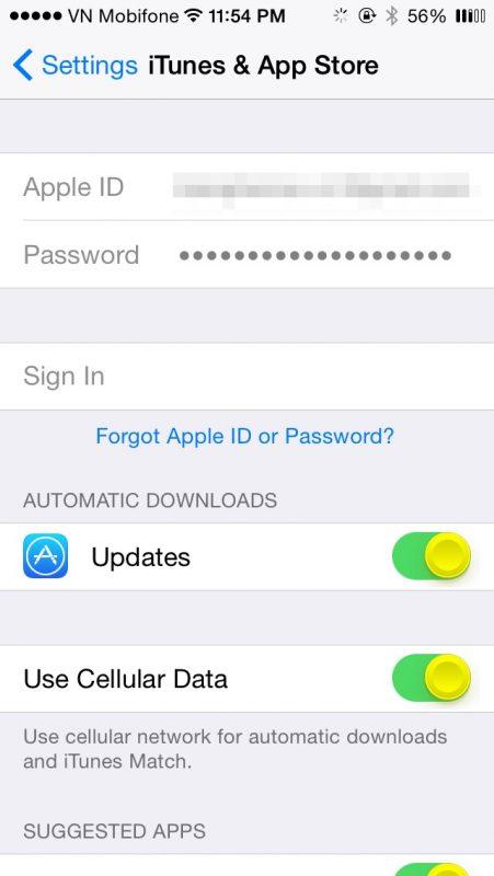 Cách cài ứng dụng bản quyền iOS được chia sẻ bởi Trải Nghiệm Số 15
