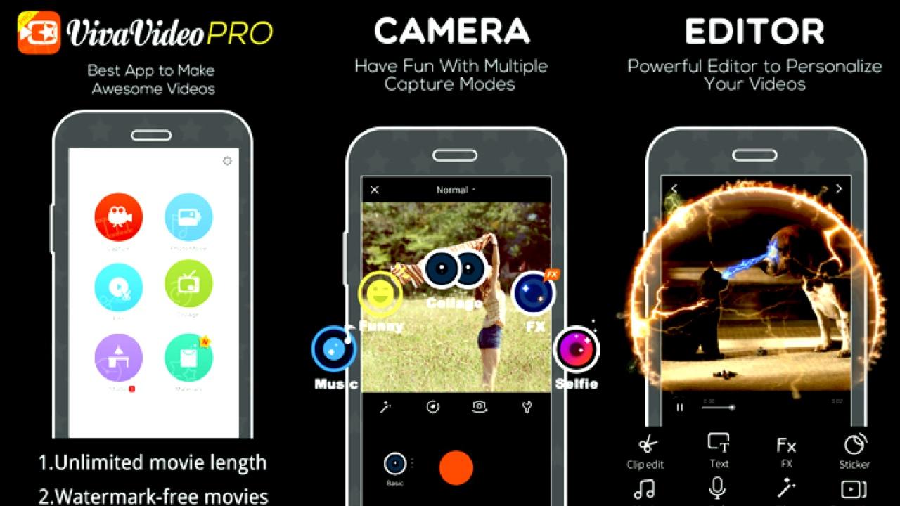 tai vivavideo pro ios featured - Cách tải VivaVideo Pro miễn phí cho iPhone chưa jailbreak