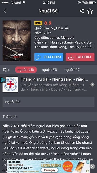 theonetv 03 - theOne TV: Kho phim mới miễn phí trên iPhone/iPad