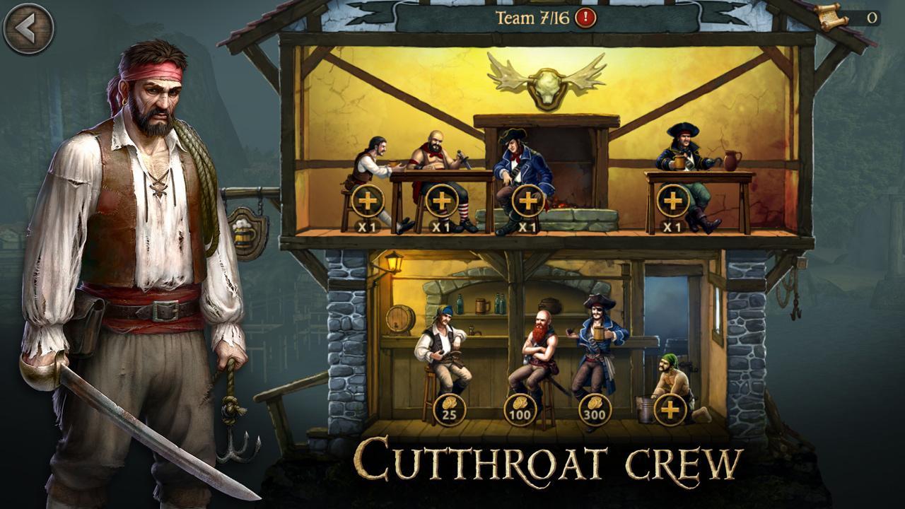 unnamed 1 - Trải nghiệm nhanh Tempest: Pirate Action RPG - game cướp biển đầy kịch tính