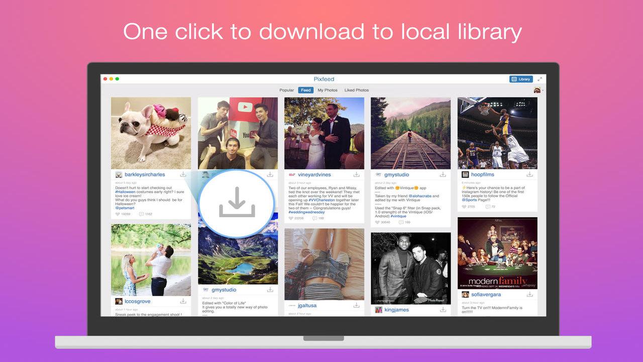 Ứng dụng duyệt, tải ảnh trên Tumblr cho Windows 10