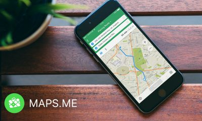 MAPS.ME Featured 400x240 - MAPS.ME: Bản đồ offline, có khả năng dẫn đường
