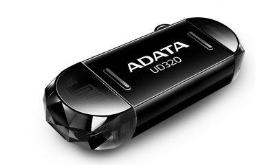 USB OTG ADATA 32GB 1 400x240 - Tổng hợp 10 sản phẩm lưu trữ đang tưng bừng giảm giá