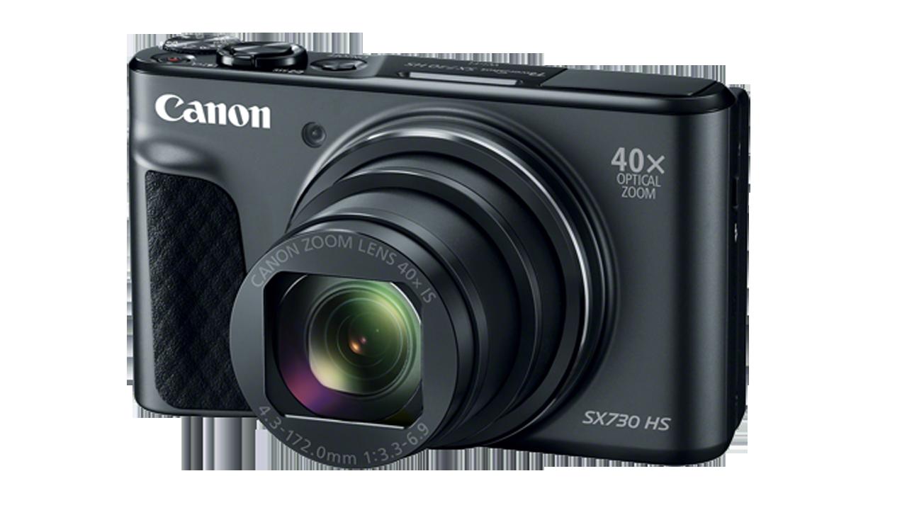 Canon PowerShot SX730 HS: Máy ảnh compact siêu zoom 7