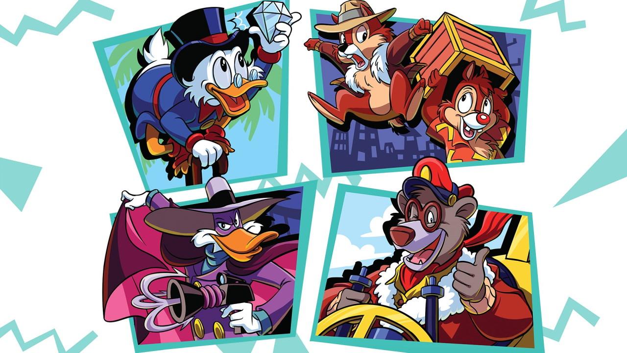 Đánh giá Disney Afternoon Collection - 6 game đưa bạn trở về tuổi thơ 1