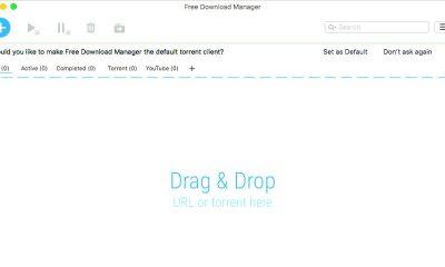 free download manager for mac featured 400x240 - Tăng tốc độ download trên máy Mac với Free Download Manager for Mac