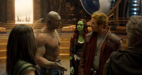 Đánh giá phim Guardians of the Galaxy Vol. 2 - Vệ binh dải ngân hà 2 1