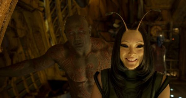 Guardians of the Galaxy Vol. 2 screen