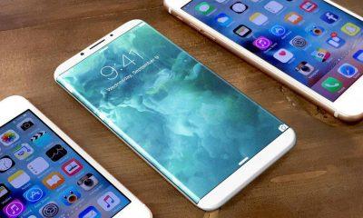 """iPhone 8 1 400x240 - iPhone 8 sẽ có giá cao kỷ lục trong họ """"nhà Táo"""""""