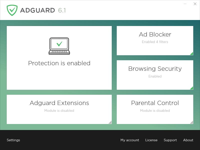 image001 6 800x600 - Miễn phí 1 năm bản quyền phần mềm Adguard trị giá 19,95 USD