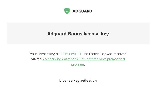 image005 6 - Miễn phí 1 năm bản quyền phần mềm Adguard trị giá 19,95 USD