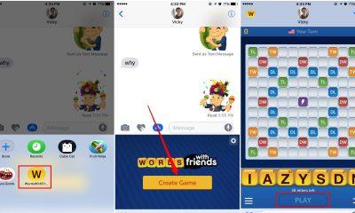 imessage featured 400x240 - Cách chơi game trong ứng dụng nhắn tin của iPhone