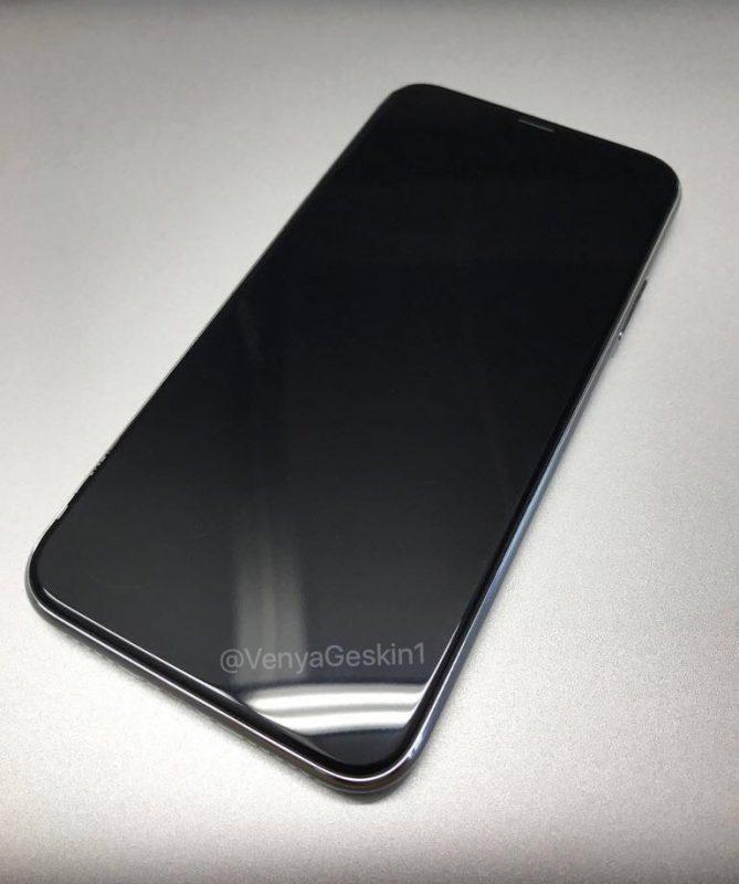 iphone 8 1 669x800 - iPhone 8 lộ diện gần như hoàn toàn qua hình ảnh và video