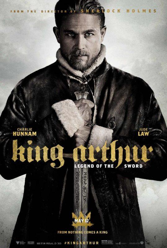 king arthur 1 539x800 - Đánh giá phim King Arthur: Vua Arthur - Vua MMA