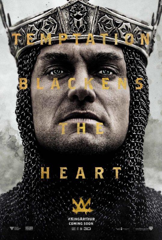 king arthur 2 539x800 - Đánh giá phim King Arthur: Vua Arthur - Vua MMA