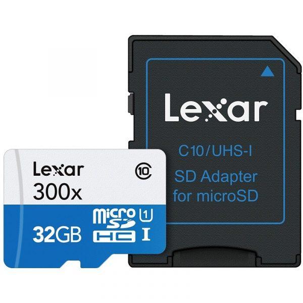 lexar micrsd 32gb 600x600 - Tổng hợp 10 sản phẩm lưu trữ đang tưng bừng giảm giá