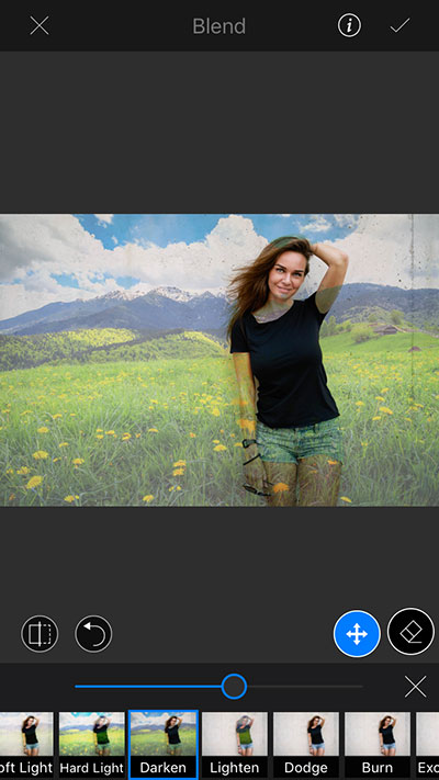 lightx blend - LightX: Sửa ảnh chuyên nghiệp trên iOS