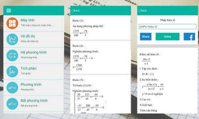 math solve featured 400x240 - Math Solver: Giải Toán cực nhanh bằng smartphone