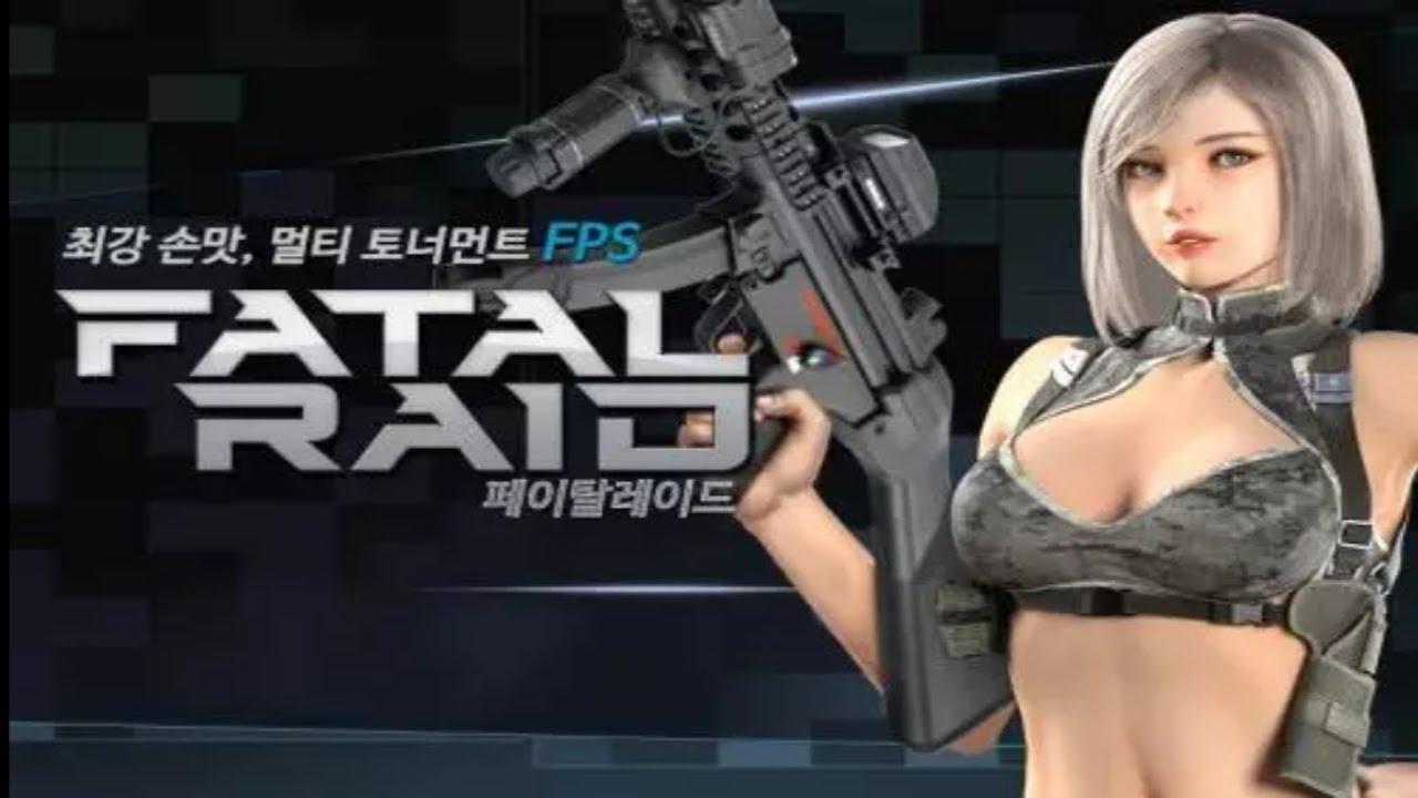 Fatal Raid - game bắn súng cực hay mới ra mắt trên di động
