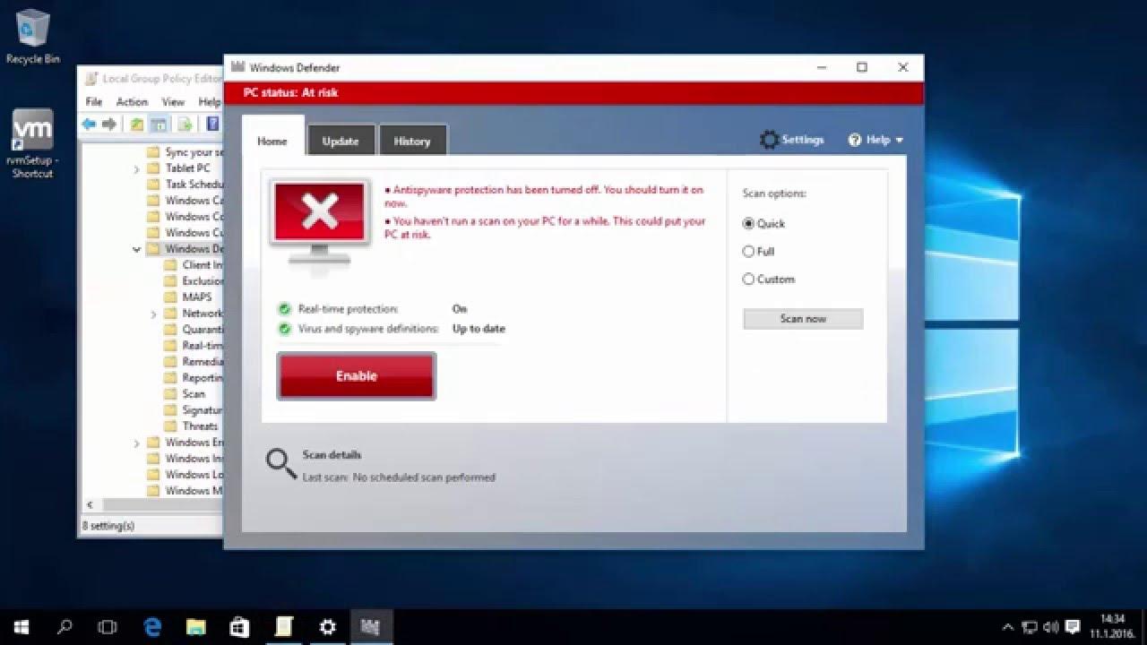 Cập nhật ngay bản vá lỗ hổng bảo mật nghiêm trọng trên Windows Defender