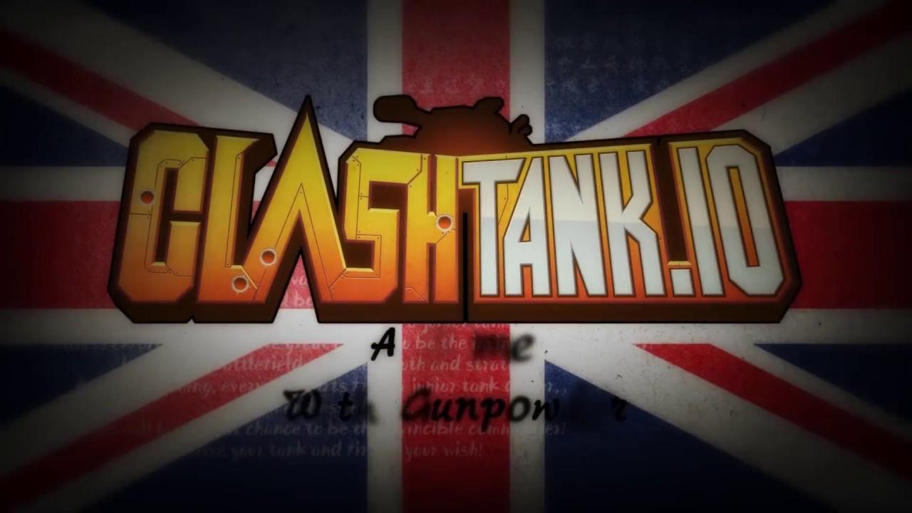 Clash Tank.io