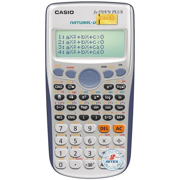 may tinh hoc sinh casio 570vn plus 600x600 - 8 sản phẩm giảm giá hấp dẫn chỉ trong 5 ngày bạn không nên bỏ qua