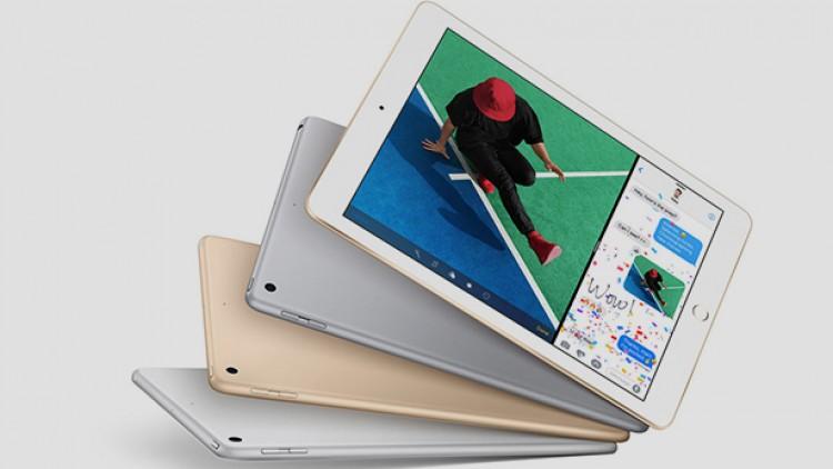 iPad New 2017 lên kệ ngày 9/5, giá 9 triệu đồng 5
