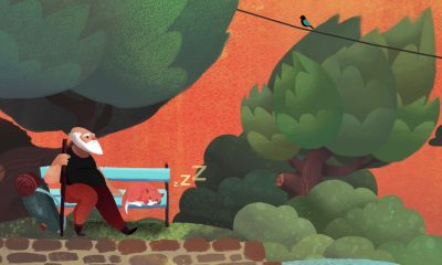 old man journey featured 400x240 - Chia sẻ bạn tựa game mới ra mắt Old Man's Journey