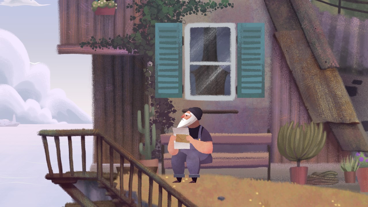 Old Man's Journey game review