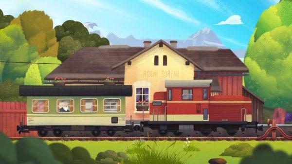 old mans journey screenshot 2 600x337 - Đánh giá Old Man's Journey - game giải đố point-and-click độc và lạ