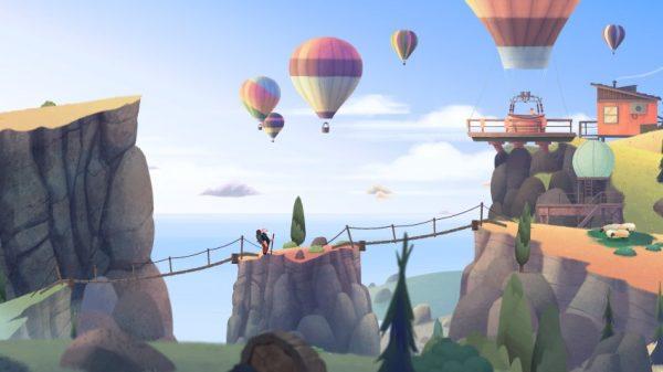 old mans journey screenshot 3 600x337 - Đánh giá Old Man's Journey - game giải đố point-and-click độc và lạ