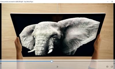 rsz easy media player 400x240 - Phần mềm xem video tốt trên máy tính thay thế VLC, hỗ trợ YouTube