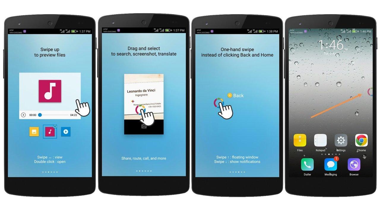 Quay màn hình Android, dịch tiếng Anh bằng camera với fooView - Float Viewer