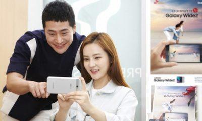 samsung galaxy wide 2 is unveiled in korea 2 600x400 400x240 - Galaxy Wide 2 ra mắt tại Hàn Quốc, giá khoảng 6 triệu đồng